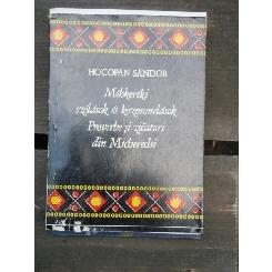 PROVERBE SI ZICATORI DIN MICHERECHI - HOCOPAN SANDOR
