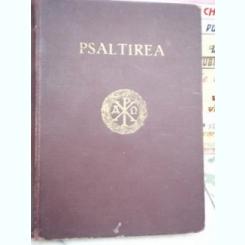 PSALTIREA PROROCULUI SI IMPARATULUI DAVID 1943 ( TOATE PAGINILE SUNT SUBLINIATE CU CREION COLORAT)
