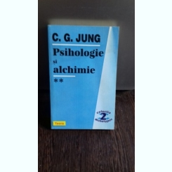 PSIHOLOGIE SI ALCHIMIE - C.G. JUNG   VOL.2