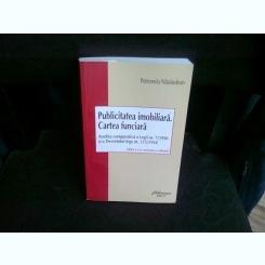 PUBLICITATE IMOBILIARA. CARTEA FUNCIARA - PETRONELA NASAUDEAN