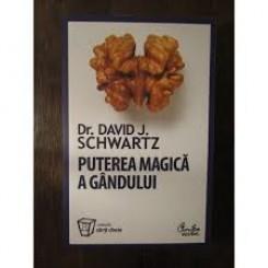 PUTEREA MAGICA A GANDULUI - DAVID J. SCHWARTZ