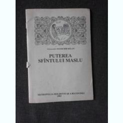 PUTEREA SFANTULUI  MASLU - IOANICHIE BALAN