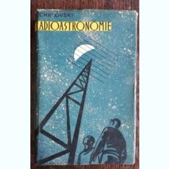 RADIOASTRONOMIE - I. CHKLOVSKI