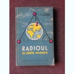 RADIOUL IN ZILELE NOASTRE - M.E. JABOTINSKI
