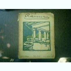 Ramuri anul XXIII nr. 8-9 august-septembrie 1929 - C. S. Fagetel