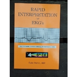 RAPID INTERPRETATION OF EKG'S - DALE DUBIN