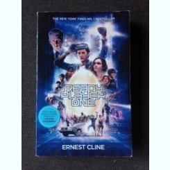 READY PLAYER ONE - ERNEST CLINE   (CARTE IN LIMBA ENGLEZA)
