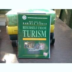 Resursele umane in turism - Daniela Firoiu