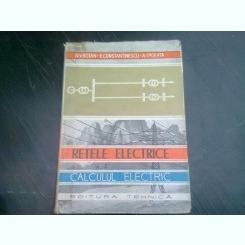 RETELE ELECTRICE, CALCUL ELECTRIC - N.V. BOTAN
