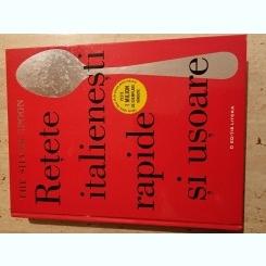 Retete italienesti rapide si usoare, The Silver Spoon