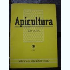 REVISTA APICULTURA NR. 10/1959   CAIET SELECTIV