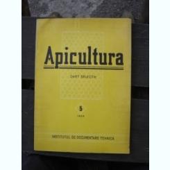 REVISTA APICULTURA NR. 5/1959   CAIET SELECTIV