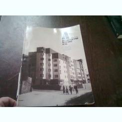 REVISTA ARCHITEKTUR DER DDR NR.6/86 (REVISTA DE ARHITECTURA, TEXT IN LIMBA GERMANA)
