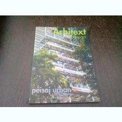 REVISTA ARHITEXT DESIGN NR. 5.2002 - PEISAJ URBAN