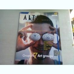 REVISTA ARTA NR.1/2000  (REVISTA DE ARTE VIZUALE)