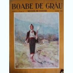 REVISTA BOABE DE GRAU NR.4/1930