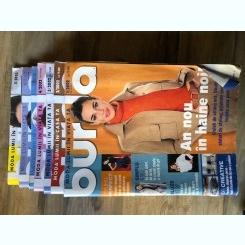 Revista Burda 2002,7 numere