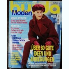 REVISTA BURDA  NR 10 - OCTOMBRIE 1997