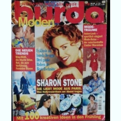 REVISTA BURDA  NR 2 - FEBRUARIE  1998