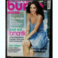 REVISTA BURDA  NR 5 - MAI 1995