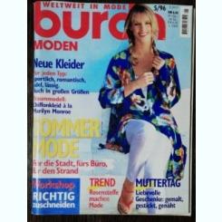 REVISTA BURDA  NR 5 - MAI 1996