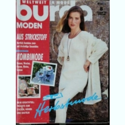 REVISTA BURDA  NR 8 - AUGUST  1993
