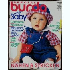 REVISTA BURDA  NR. SPECIAL -1987
