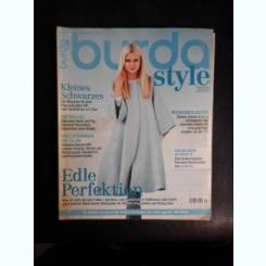 Revista Burda nr.11/2013 text in limba germana