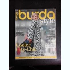 Revista Burda nr.11/2014 text in limba germana