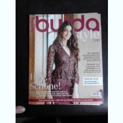 Revista Burda nr.12/2016 text in limba germana