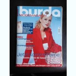 Revista Burda nr.2/2005 text in limba germana