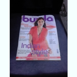 REVISTA BURDA NR.4/2000, TEXT IN LIMBA ROMANA