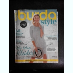 Revista Burda nr.6/2017 text in limba germana