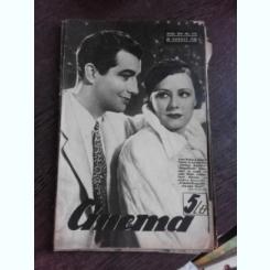 REVISTA CINEMA NR. 314/1936