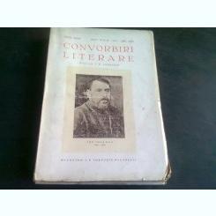 REVISTA CONVORBIRI LITERARE NR. 10,11,12/1939
