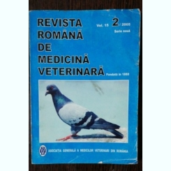 REVISTA DE MEDICINA VETERINARA NR 2 -2005