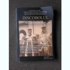 REVISTA DISCOBOLUL NR.250-251-252/2018, REVISTA DE CULTURA