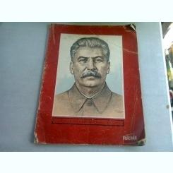 REVISTA FLACARA NR. 4/1963  (numar al revistei editat la moartea lui Stalin)