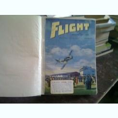REVISTA FLIGHT - 13 NUMERE/ SEPTEMBRIE-DECEMBRIE 1949