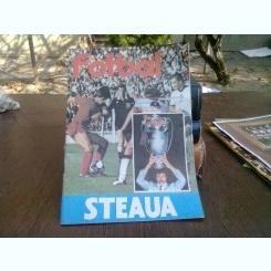 Revista Fotbal. Steaua