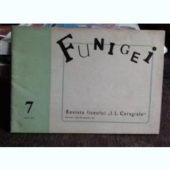 REVISTA FUNIGEI NR.7/1972