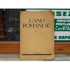 REVISTA GAND ROMANESC , NR. 1 , ANUL III , IANUARIE , 1935