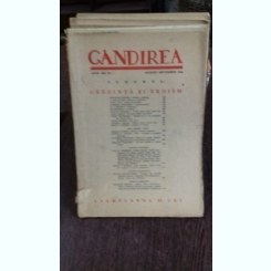 REVISTA GANDIREA NR.9/SEPTEMBRIE 1942