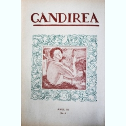 Revista Gandirea,Anul III,Nr.6,Noiembrie 1923