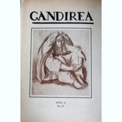 Revista Gandirea,Anul II.Nr.13,Februarie 1923