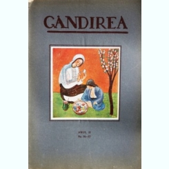 Revista Gandirea,Anul II,Nr,16-17,1923