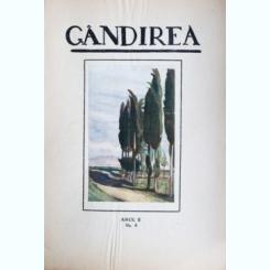 Revista Gandirea,Anul II,Nr.8,noiembrie 1922,
