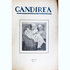 Revista Gandirea,Anul IV,Nr.11,