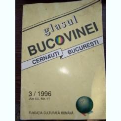 REVISTA GLASUL BUCOVINEI 3/1996