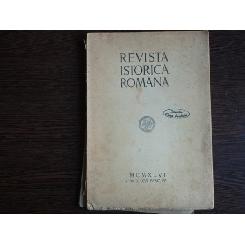 Revista istorica romana VOL XVI, D. Bodin